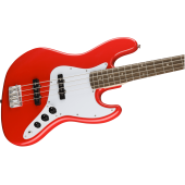 Fender Affinity Series™ Jazz Bass®, Rosewood Fingerboard, Race Red, бас китара