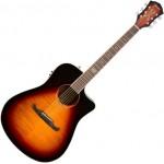 Fender T-Bucket 300CE Flame Maple 3TS eлектро-акустична китара