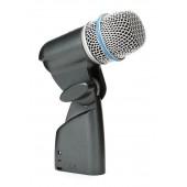 SHURE BETA 56A микрофон за барабан
