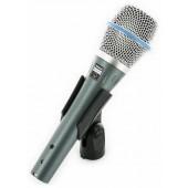 SHURE BETA 87A кондензаторен вокален микрофон