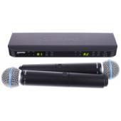 SHURE BLX288E/B58 двоен, вокален безжичен микрофон
