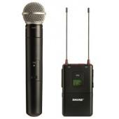 SHURE FP25/SM58 - репортерски микрофон