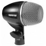 SHURE PG52 микрофон за бас барабан