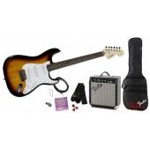 SQUIER PACK BSB 10G Комплект електрическа китара