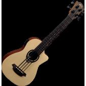 TKB150CE - TRAVEL GUITAR Tiki Uku Mini BASS Guitar BASS electric- мини бас китара