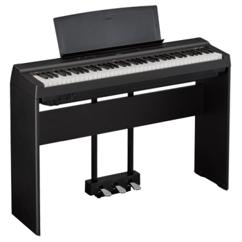 YAMAHA DIGITAL PIANOS P-121 Black_bundle