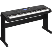 YAMAHA KEYBOARDS DGX-660 Black