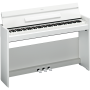 YAMAHA DIGITAL PIANOS YDP-S52 White