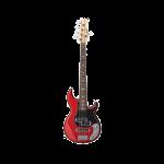YAMAHA GUITARS BB425 X Red Metalic