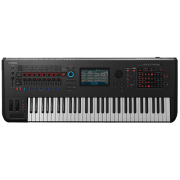 YAMAHA KEYBOARDS MONTAGE 6  incl.Sound Library