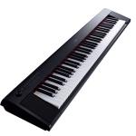 YAMAHA KEYBOARDS NP32 Black